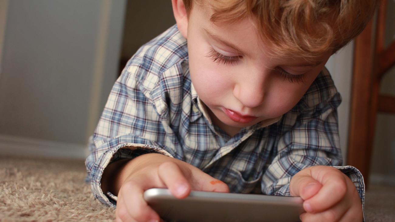 Studie Smartphone Nutzung Kinder