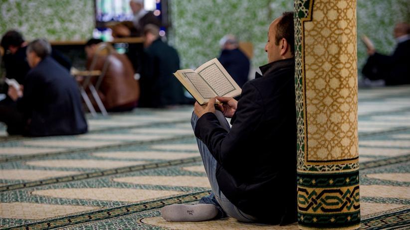Koran: In der großen Moschee in Brüssel