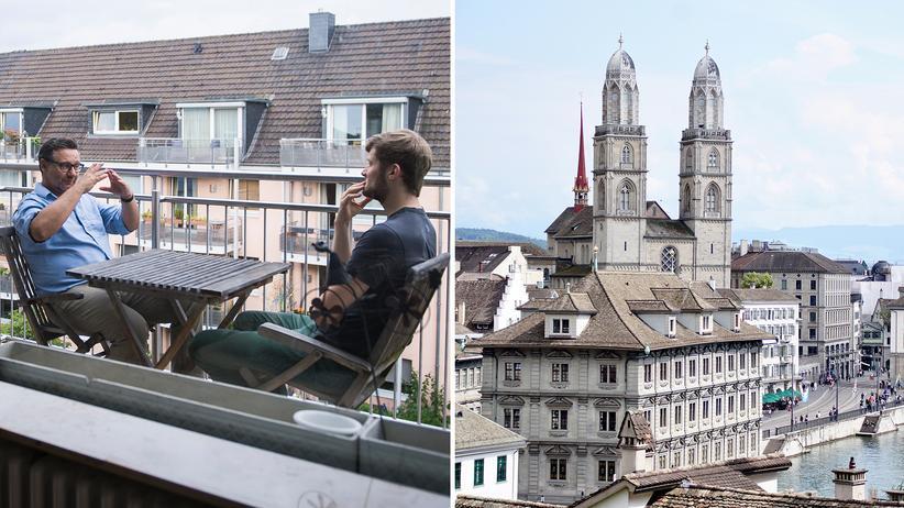 Die Schweiz spricht: Machen Sie mit bei Die Schweiz spricht!
