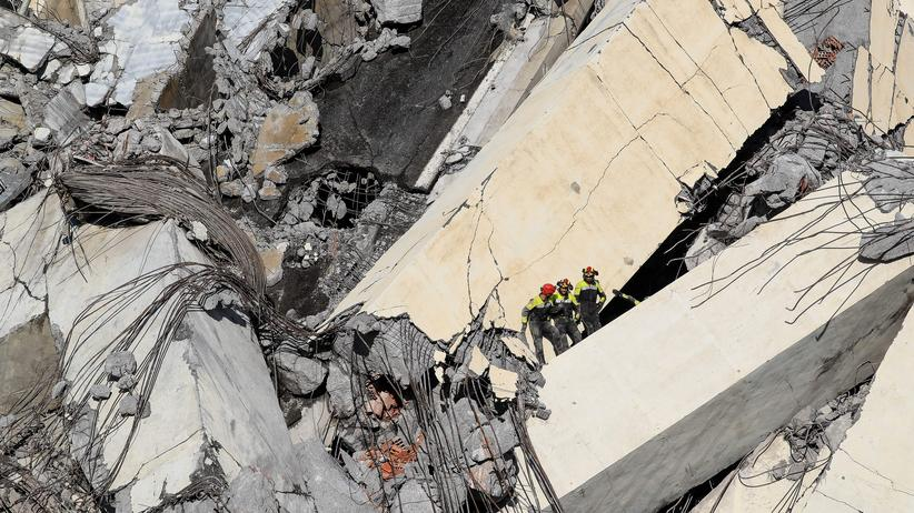 Genua: Brückenbetreiber weist Anschuldigungen zurück