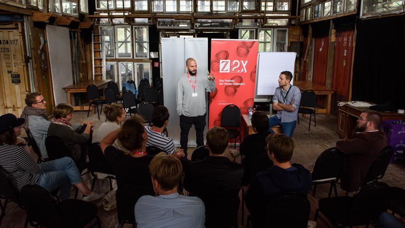 Journalismus: Wie wir über unsere Weltverbesserer-Community Z2X berichten