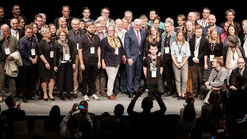 """""""Deutschland spricht"""": Festival der Meinungsverschiedenheit"""