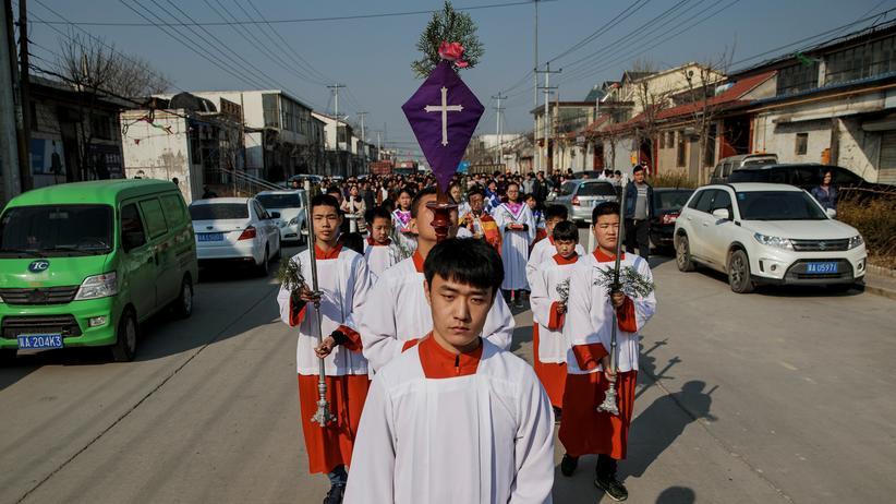 Ernennung von Bischöfen: Vatikan schließt Abkommen mit China