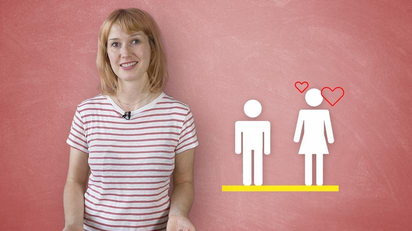 """Videokolumne """"Frag Katja"""": Kann ein Mann zu klein sein?"""