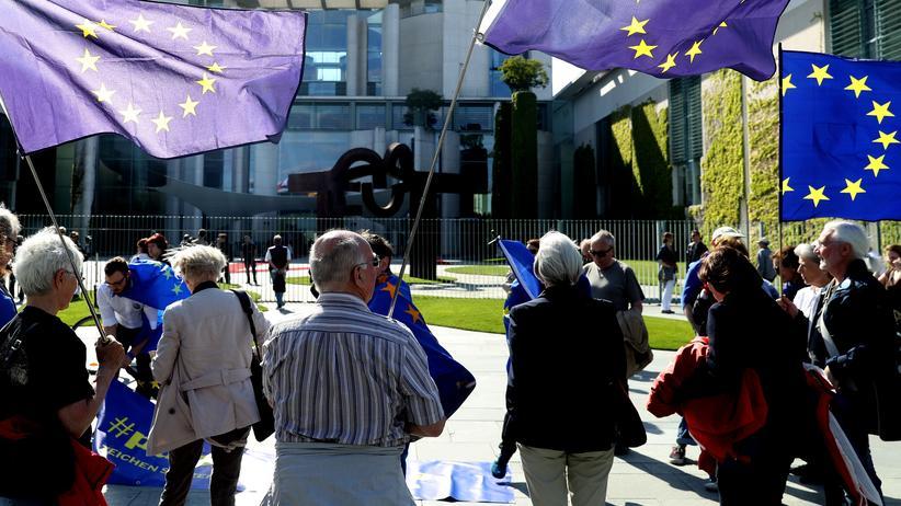 Europäisches Parlament: Große Mehrheit der Deutschen mag die EU