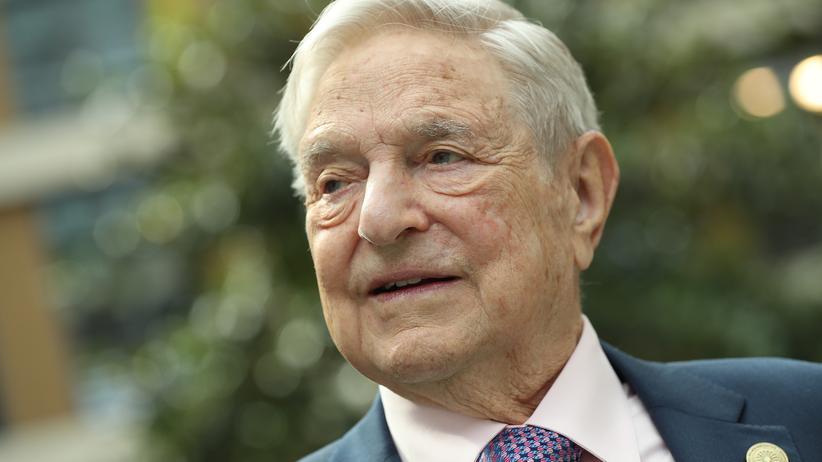 US-Milliardär: Sprengsatz in Briefkasten von George Soros gefunden