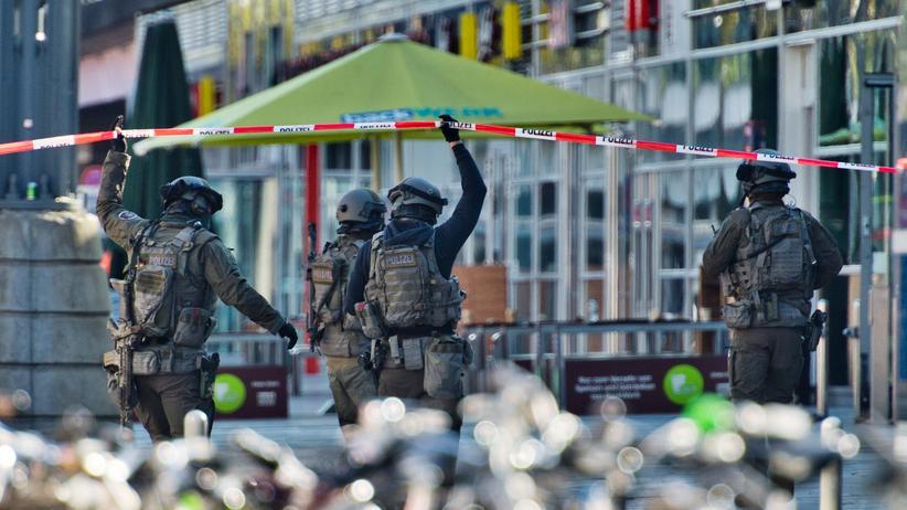 Köln: Polizei beendet Geiselnahme im Kölner Hauptbahnhof