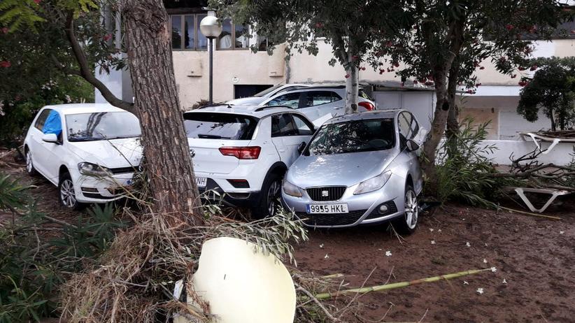 Spanien: Tote und Vermisste nach Unwetter auf Mallorca