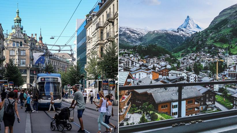 """""""Schweiz spricht"""": Wie gespalten ist die Schweiz?"""