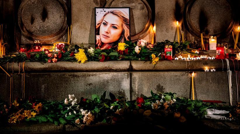 Wiktorija Marinowa: Festnahme in Deutschland nach Mord an bulgarischer Journalistin