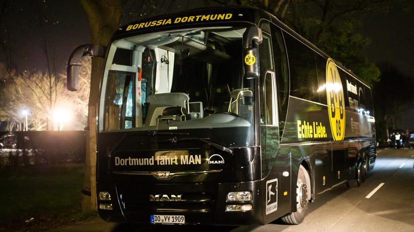 Anschlag auf BVB-Bus: Verteidiger will weniger als zehn Jahre Haft für Sergej W.