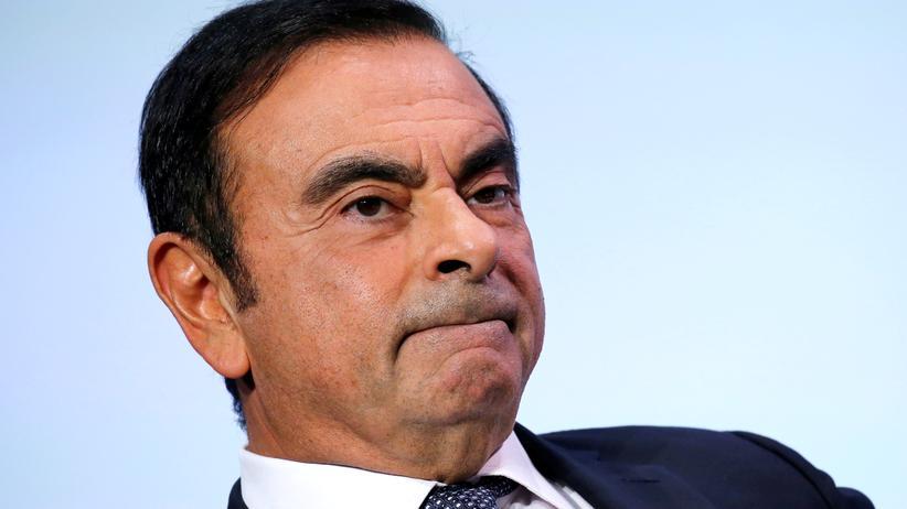 Carlos Ghosn: Chef von Renault-Nissan festgenommen