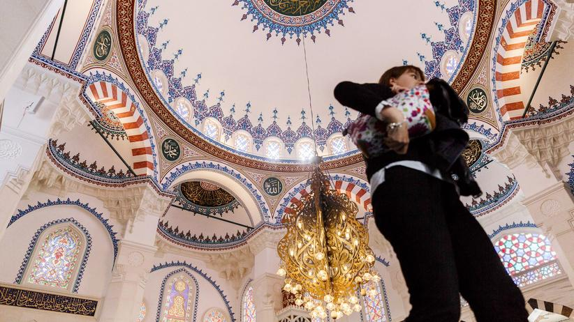 Islamkonferenz : Die Berliner Şehitlik-Moschee