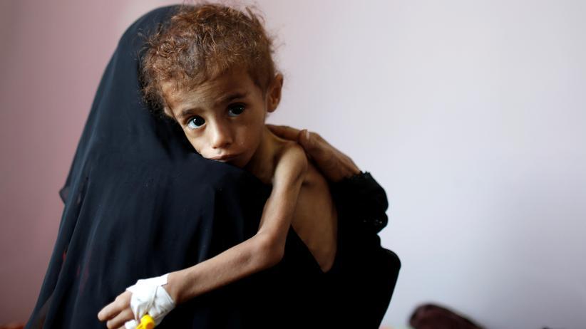 Vereinte Nationen: 20 Millionen Menschen im Jemen hungern