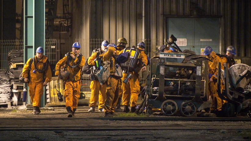 Bergbau: Mindestens 13 Tote nach Grubenunglück in Tschechien