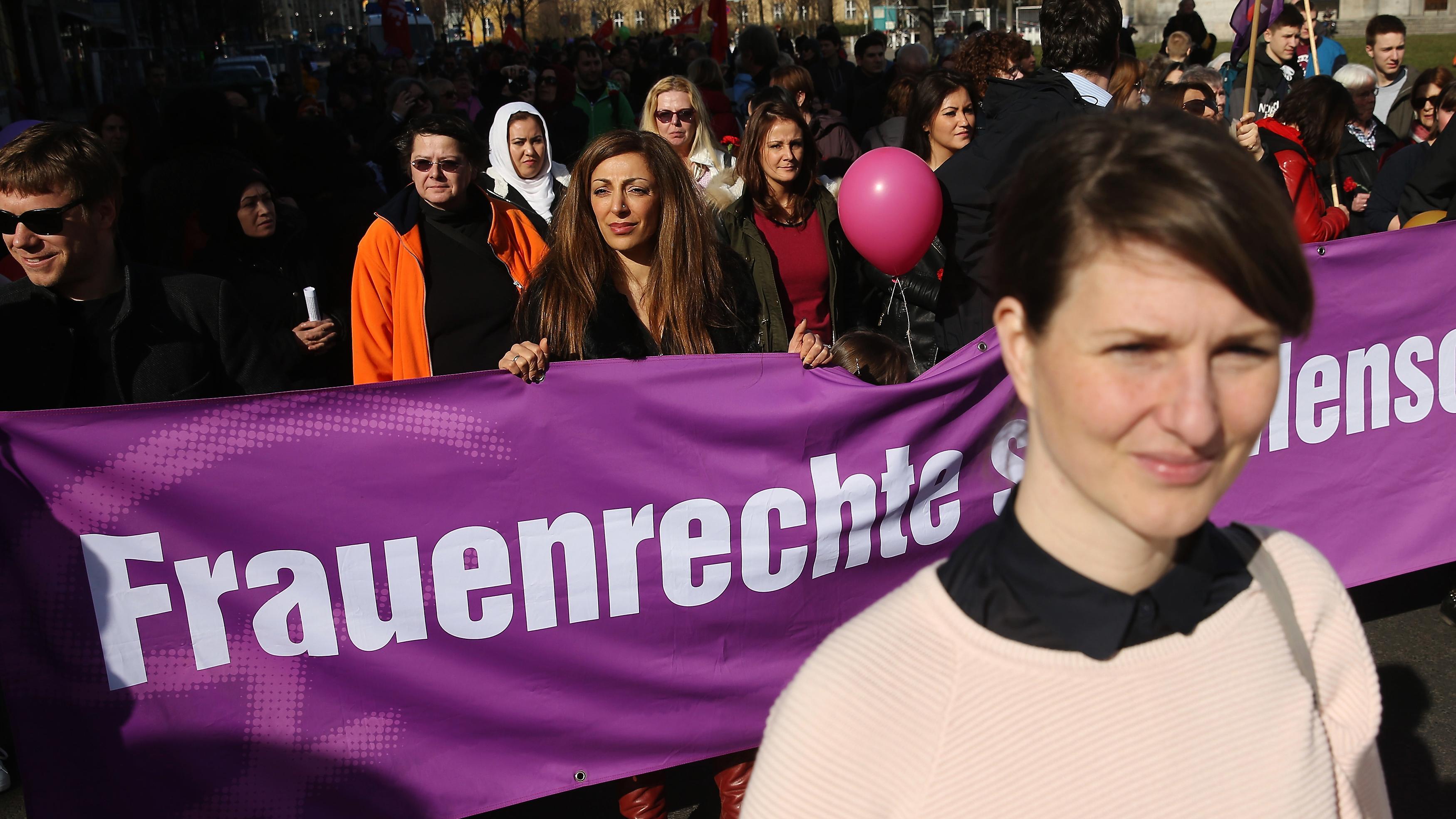Berlin will Frauen einen Feiertag widmen