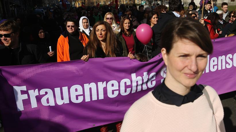Frauentag: Berlin will Frauen einen Feiertag widmen