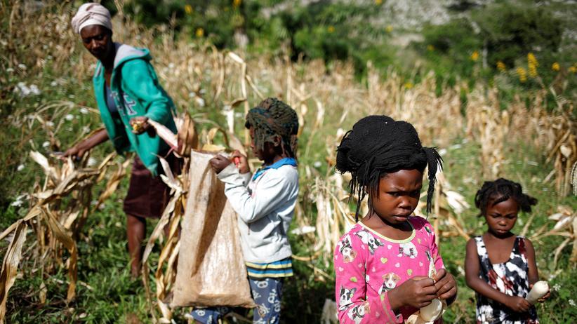 Haiti: Von der Außenwelt abgeschnitten