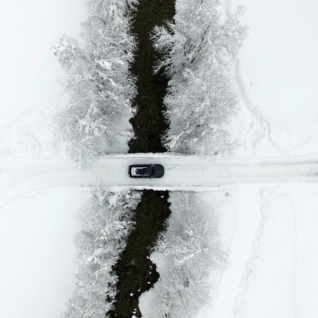 Schneechaos: Es schneit und schneit und schneit