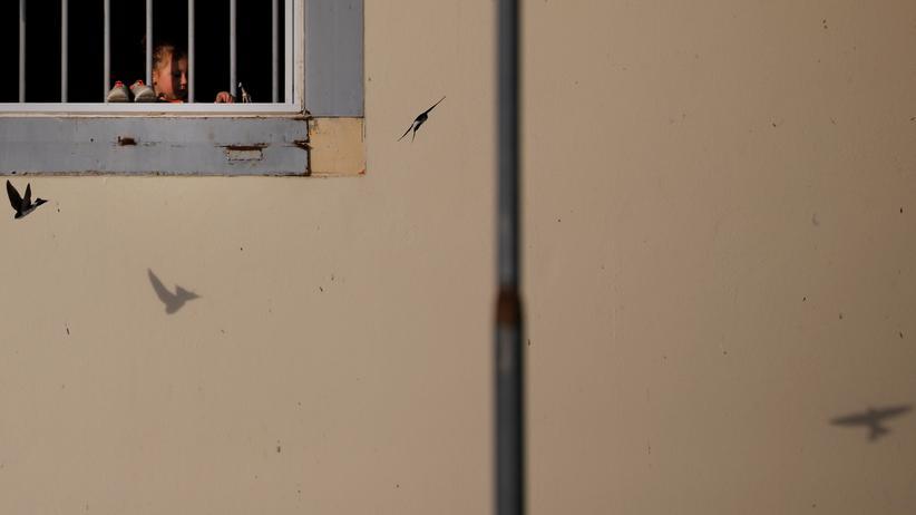 Griechenland: Minderjährige würden nicht ausreichend geschützt, heißt es in dem Bericht des Expertengremiums.