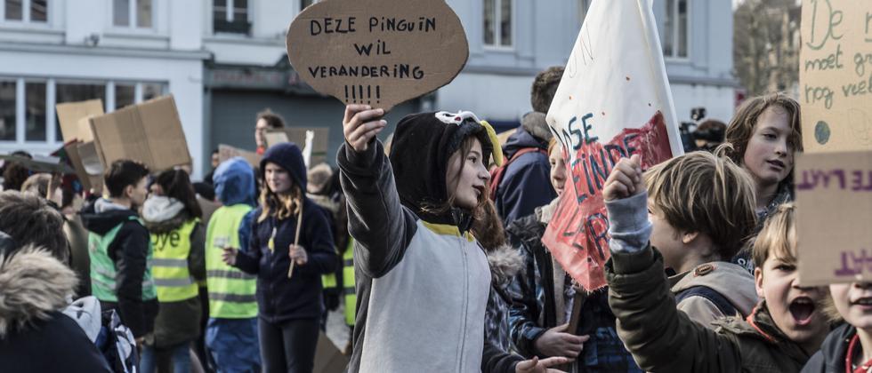 Fridays for Future: Mehr als 1.000 Klimakundgebungen für Freitag angekündigt