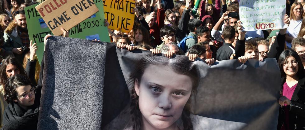 Fridays for Future: Schüler, die die Welt retten wollen