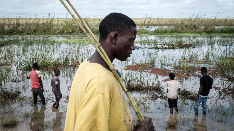 Tropensturm Idai: Helfer warnen vor Ausbruch von Krankheiten in Mosambik