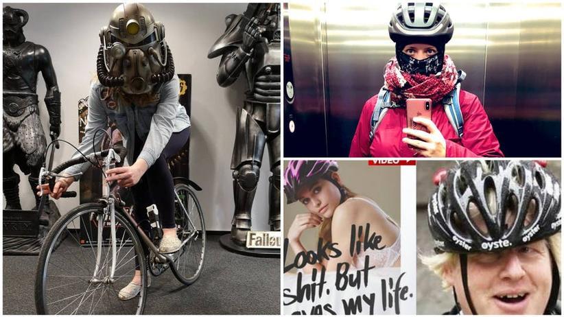 Sexismus: So reagiert Twitter auf die Kampagne #HelmeRettenLeben