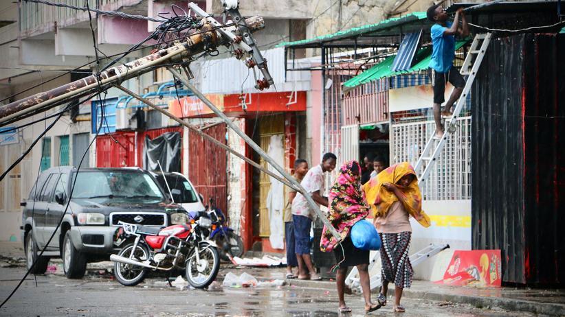 Zyklon Idai: Mosambiks Präsident befürchtet starken Anstieg der Opferzahlen