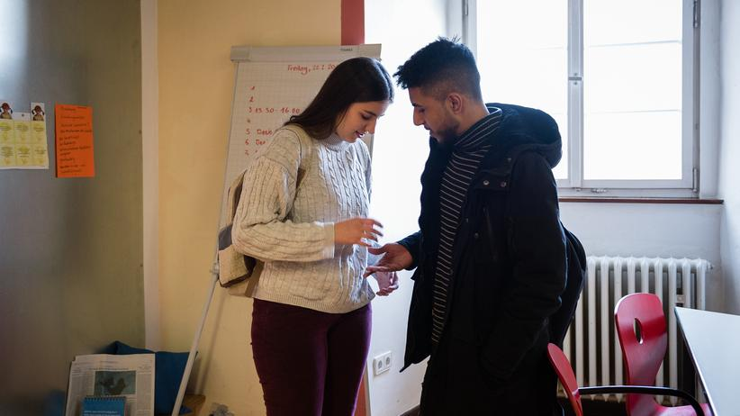 Asylpolitik: Abdul und Lena