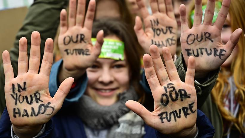 Klimaschutzbewegung: Klimaaktivisten legen Forderungen an deutsche Politik vor