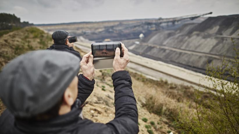 Vietnamesen in Ostdeutschland: Der Tagebau Cottbus Nord, in dem Nguyễn Thế Hùng zu DDR-Zeiten gearbeitet hatte, ist weiter in Betrieb. 2022 soll er stillgelegt werden.