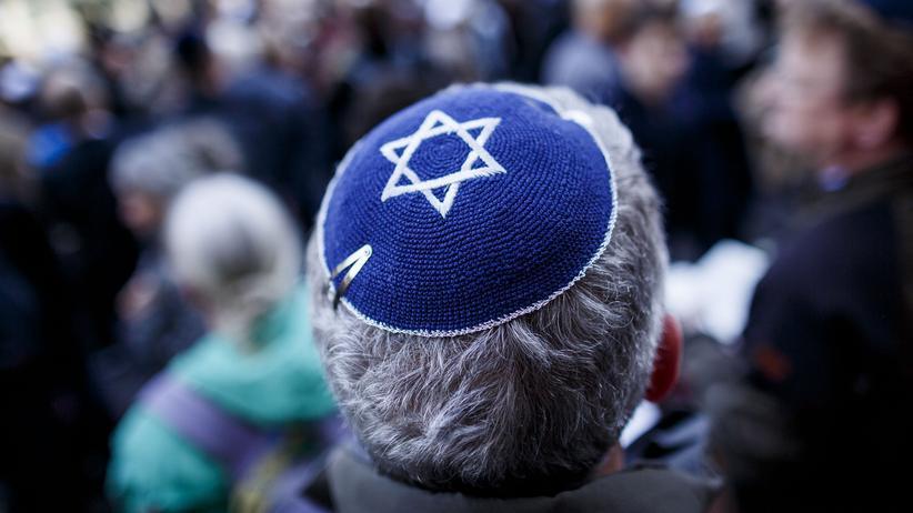 """Antisemitismus: """"Jeder kann und soll seine Kippa tragen"""""""