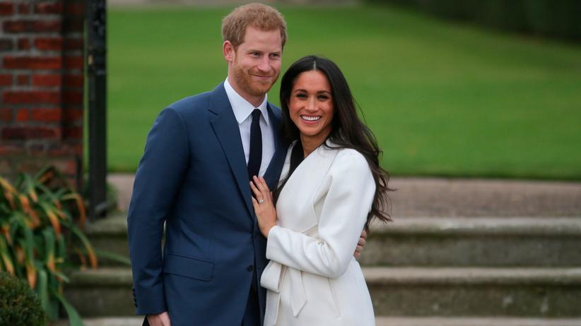 Britisches Königshaus: Harry und Meghan sind Eltern eines Jungen