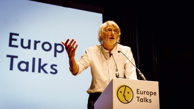 Europe and Democracy: Philippe Van Parijs on Europe Talks Stage in Brussels