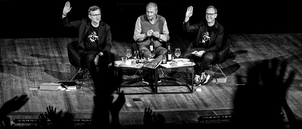 Interviewpodcast: Uli Wickert, was ist das Geheimnis Ihres reichen Lebens?
