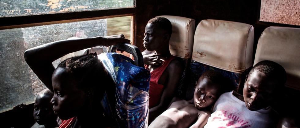 Migration: Mehr als 70 Millionen Menschen weltweit auf der Flucht