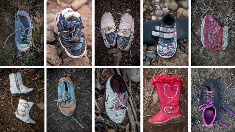 Flüchtlingskinder: Das unsichtbare Sterben der Kinder