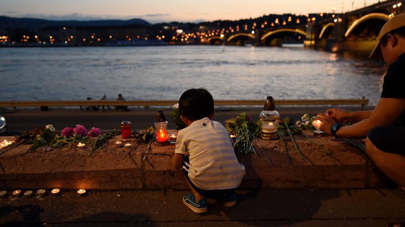 Ungarn: Taucher bergen weitere Leichen nach Schiffsunglück auf der Donau