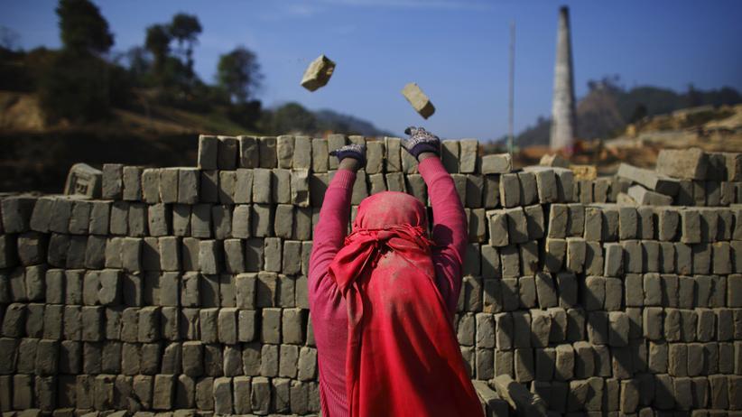 Unicef: Fast jedes zehnte Kind auf der Welt muss arbeiten.