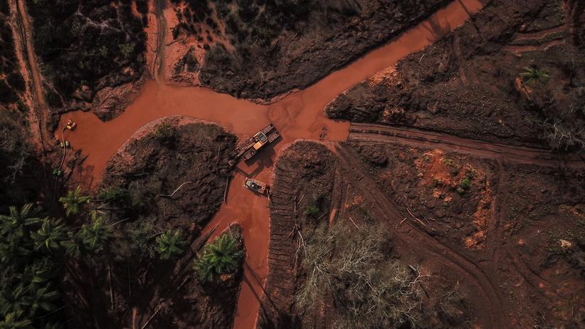 Brasilien: Bergbaukonzern muss für Schäden von Dammbruch aufkommen