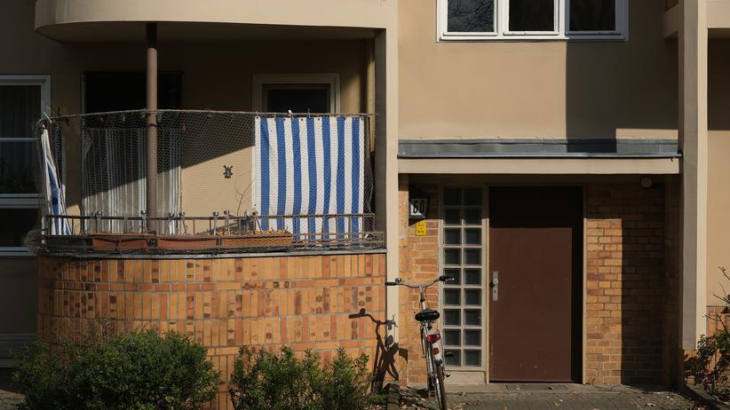 Mikrozensus: Mietshaus in Berlin-Siemensstadt