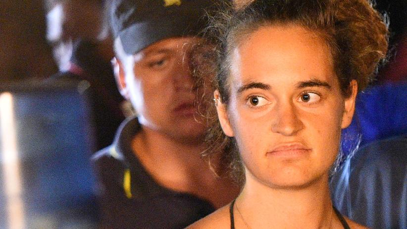 Sea-Watch: Carola Rackete erleichtert über Freilassung
