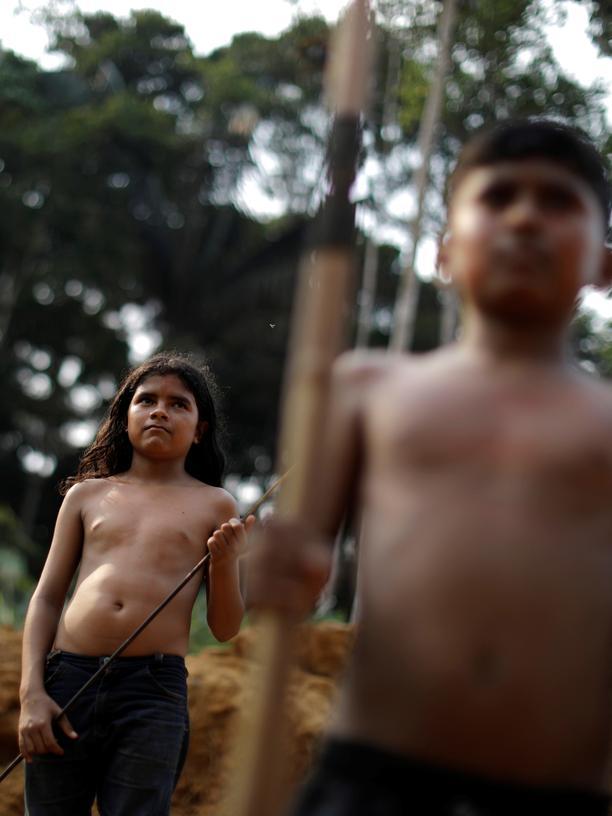 Amazonas: Die Welt schaut fassungslos zu