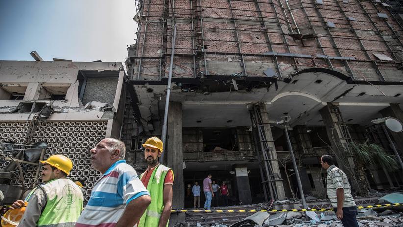 Kairo: Ägyptens Staatschef stuft Geisterfahrt als Terroranschlag ein