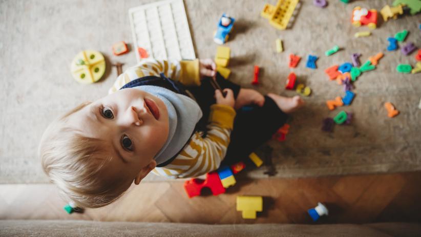 Kinderbetreuung: So eine bist du?