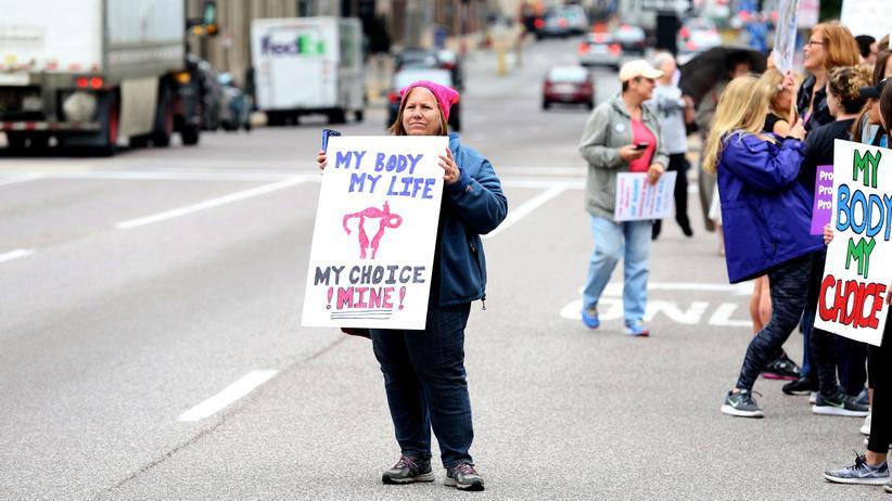 US-Gericht: Bundesrichter stoppt Abtreibungsgesetz in Missouri