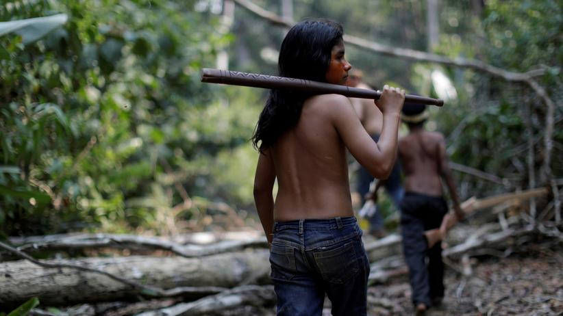 Jair Bolsonaro: Am Brandherd