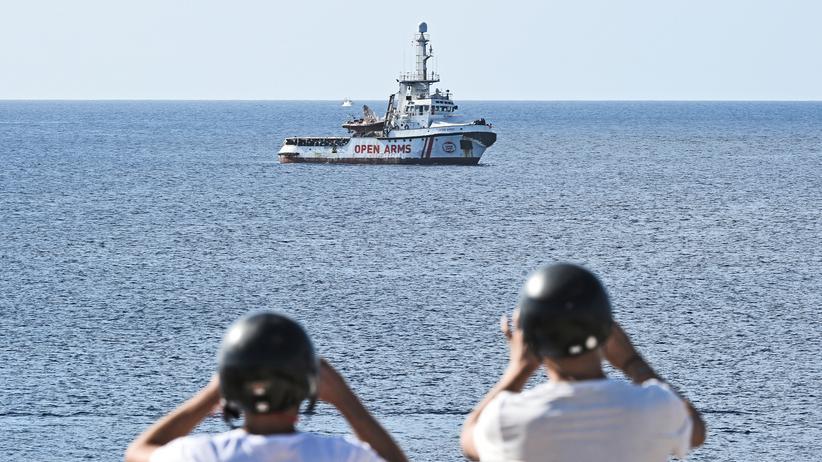 """""""Open Arms"""" darf die Balearen ansteuern"""