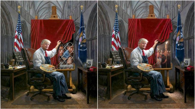 Memes: So werden sich Menschen an Trumps Präsidentschaft erinnern